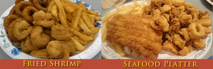 Shrimp-seafood