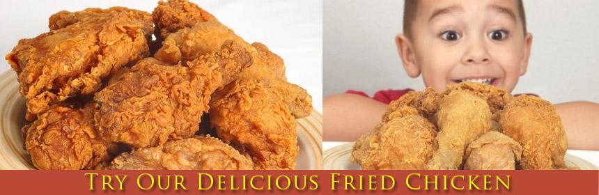 fried chicken slide